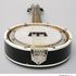 Image 5 of 18, 2005/61/1 Banjo mandolin with case, timber / metal / leather / cardboard, by Pacific / Persinware, Melbourne, Victoria, Australia, 1945-1965. Click to enlarge
