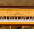 Image 10 of 23, 99/88/1 Grand piano with cover, Huon pine / King William pine / casuarina / metal, Stuart & Sons, Newcastle, New South Wales, Australia, 1998-1999. Click to enlarge