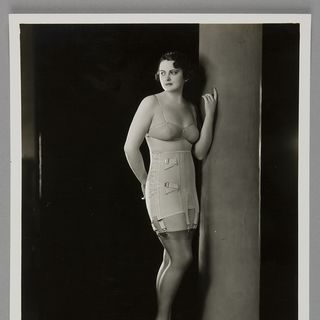 P3645 Archive, underwear manufacture, Berlei Limited, Australia / England / New Zealand, 1912-1970