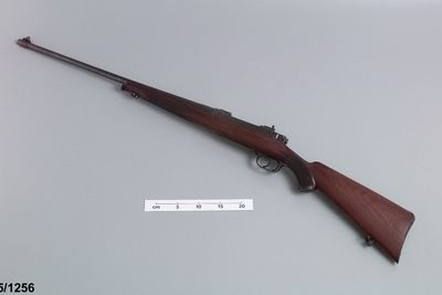 85/1256 Rifle, bolt action, sporting, steel/wood, Newton Arms Co, USA, c 1905-1910