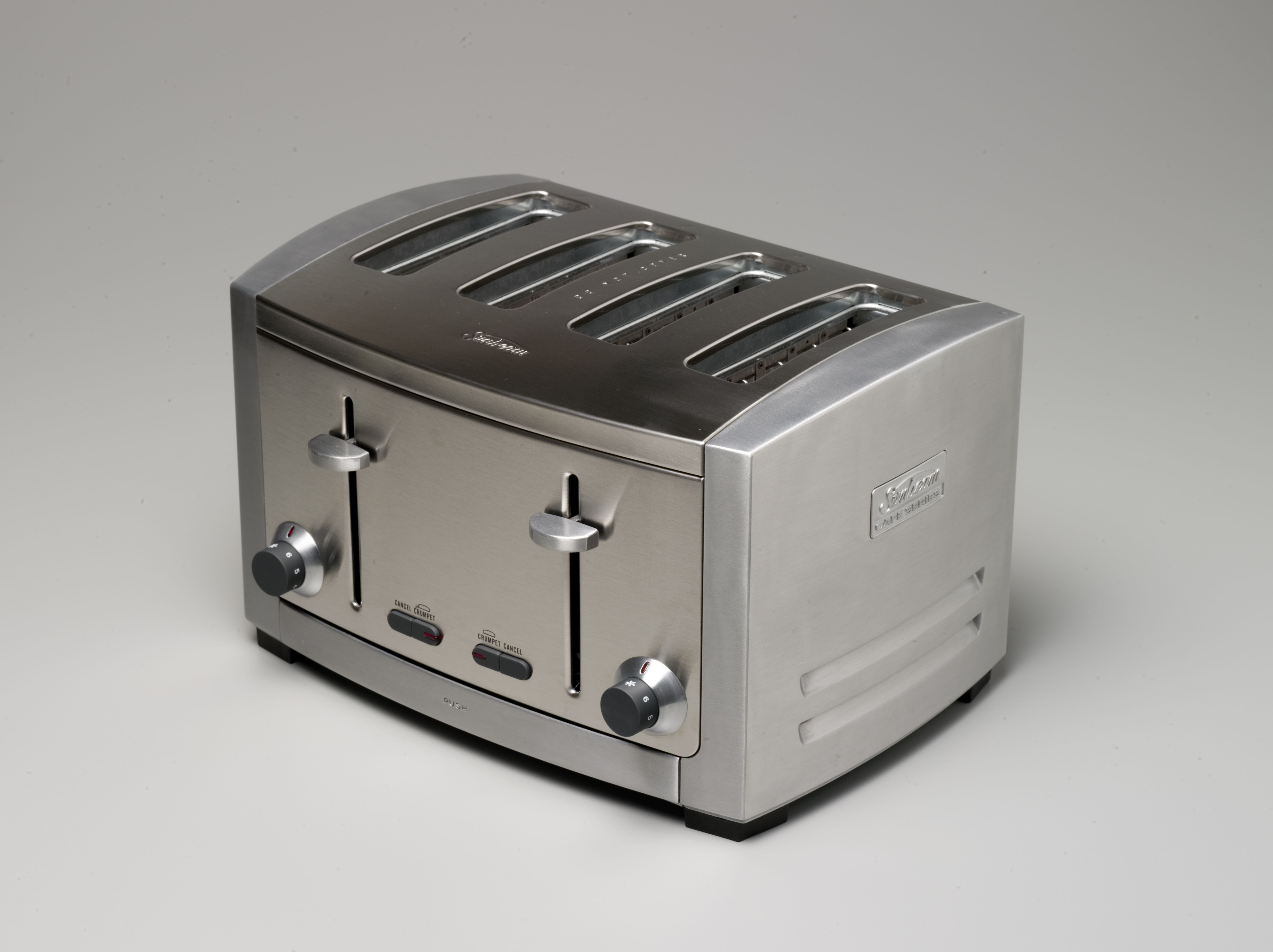 toaster smart cafe series maas slice sunbeam object collection