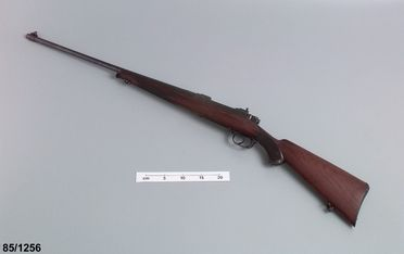85/1256 Rifle, bolt action, sporting, steel/wood, Newton Arms Co, United States of America, c 1905-1910