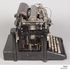 Image 5 of 19, B809 Typewriter, 'Remington No 5', metal / plastic / rubber, made by E Remington & Sons, Ilion, New York, United States of America, distrubuted by Wyckoff, Seamans & Benedict, New York, United States of America, 1887. Click to enlarge