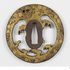 Image 46 of 71, A5308 Collection of 125 tsubas (sword guards), various makers, metal, Japan, 1700-1900. Click to enlarge