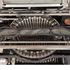 Image 10 of 19, B809 Typewriter, 'Remington No 5', metal / plastic / rubber, made by E Remington & Sons, Ilion, New York, United States of America, distrubuted by Wyckoff, Seamans & Benedict, New York, United States of America, 1887. Click to enlarge