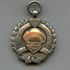 Image 1 of 2, N18092 Medal, 1904 NSW ASA Championship 440 yards, silver, made by William Kerr, won by Barney Kieran, Sydney, New South Wales, Australia, 1904. Click to enlarge