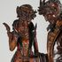 Image 13 of 17, A5122 Hall figure, Mrs Devil (one of a pair), stained and ebonised wood, attributed to Francesco Toso, Venice, Italy, 1875-1890. Click to enlarge