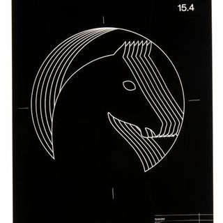 86/4592-1 Film separation, Tooth and Co logo, polyethylene, designed by Pieter Huveneers for Tooth and Company Limited, Sydney, New South Wales, Australia, c. 1978