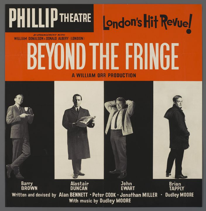 2005/25/5 Posters (8), theatre, paper, various makers, used by Phillip Street Theatre / Phillip Theatre, Sydney, New South Wales, Australia, 1961-1964. Click to enlarge.