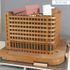 Image 6 of 7, D10182 Model, Metropolitan Water Sewerage and Drainage Board building, plywood / metal, possibly made by Budden and Mackey, Australia, 1937. Click to enlarge