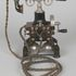 Image 6 of 11, B1204 Telephone, 'Skeleton Type' table model telephone, with combined handset, manufactured by L.M. Ericsson & Company, Stockholm, Sweden, 1892-1929. Click to enlarge