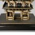 Image 2 of 5, A2991 Model of Yomeimon Gate at Toshougu Shrine, Nikko, Japan. No 67 in catalogue of Philp Charley sale. Click to enlarge