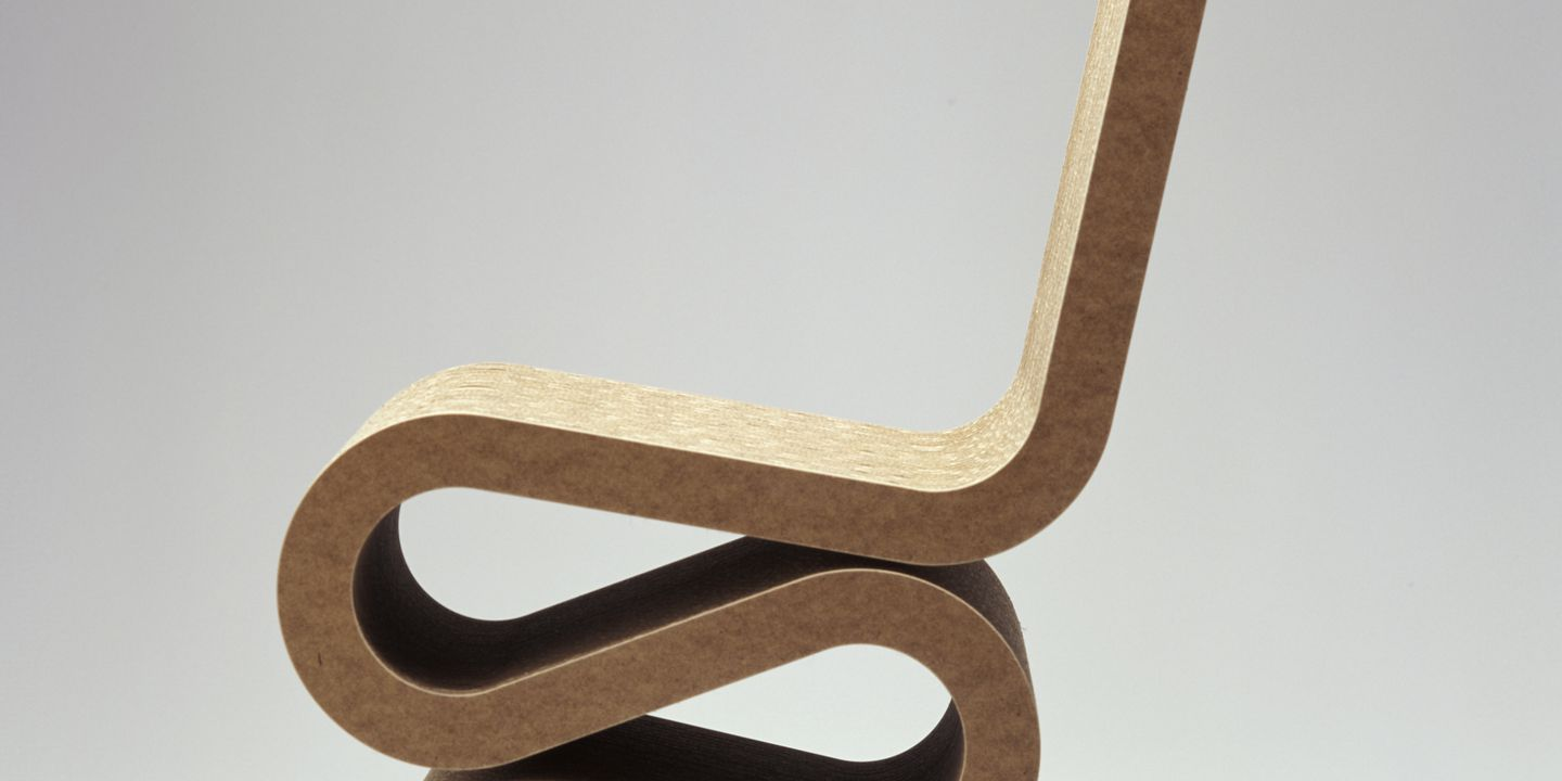 wiggle chair by frank gehry maas collection