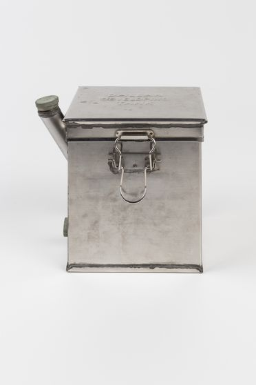2011/59/1-4 Developing tank, stainless steel, made by Dallan, United Kingdom, c. 1959, used by Max Dupain, Sydney, New South Wales, 1959-1980s