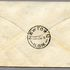 Image 2 of 2, 85/112-1 Philatelic cover, Southern Cross flight Australia to New Zealand, paper, painted by E A Crome, Sydney, New South Wales, Australia, 1934. Click to enlarge