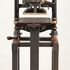 Image 1 of 15, 95/223/29 Printing press, Albion, no. 3929, metal / wood, made by Hopkinson & Cope, England, 1860, used by F T Wimble & Co, Australia, 1866. Click to enlarge