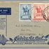 Image 1 of 1, 85/112-11 Philatelic cover, Jubilee air mail Australia to New Zealand, from Melbourne, paper, maker unknown, Australia, 1935. Click to enlarge
