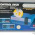 Image 1 of 4, 2013/121/1 Video game console with controllers (2), original packaging and game cartridge, 'Nintendo Entertainment System' (NES), plastic / cardboard / electronics, made by Nintendo Co Ltd, Japan, distributed by Mattel Inc, 1987. Click to enlarge