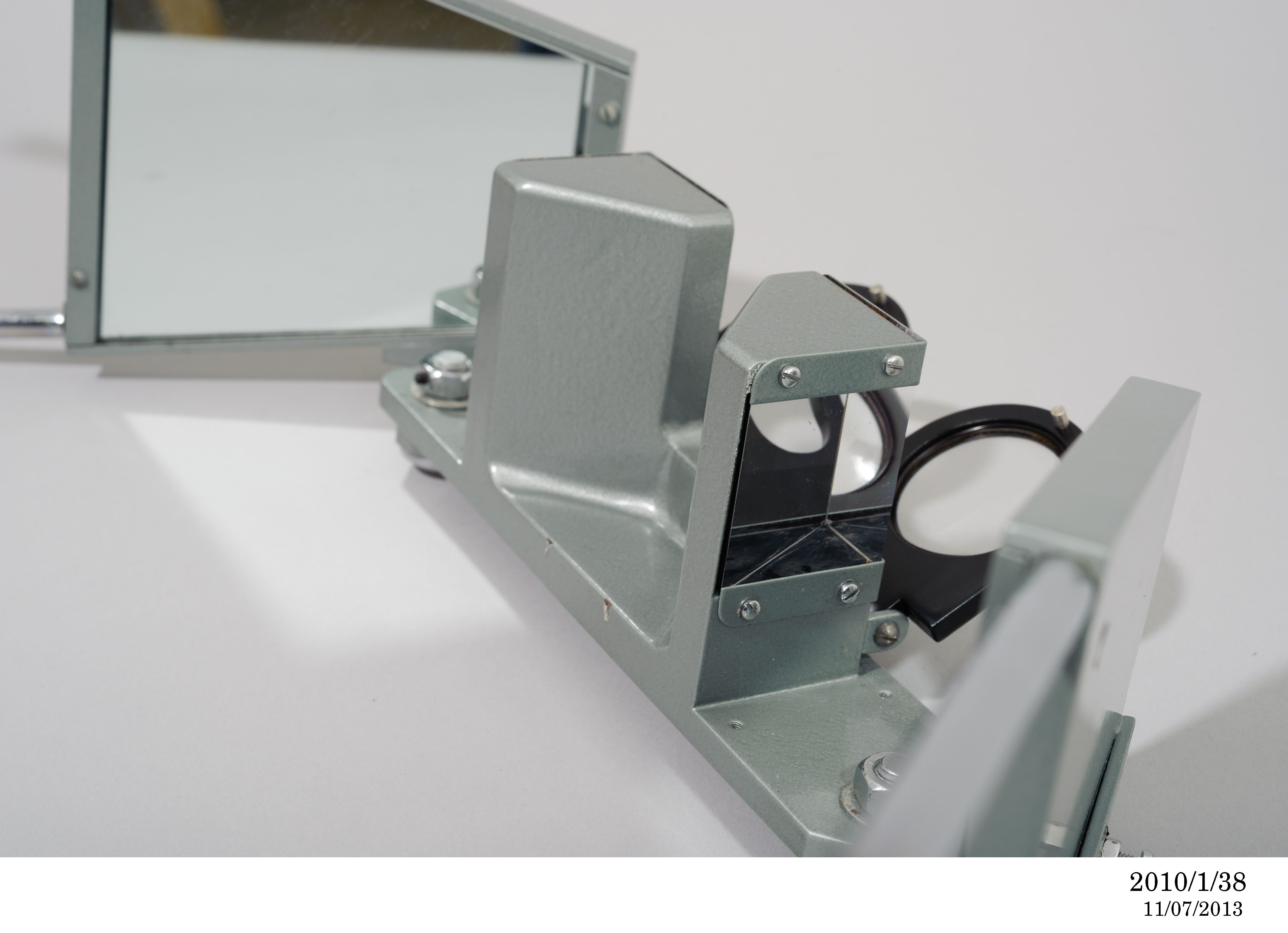 Mirror stereoscope - MAAS Collection
