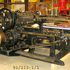 Image 1 of 1, 91/213 Printing press, for newspaper, paper and parts, metal / wood, made by Miehle Printing Press and Manufacturing Company, London, England, 1890, used to print 'Bombala Times', Bombala, New South Wales, Australia, 1967 - 1985. Click to enlarge