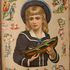 Image 1 of 65, A7520 Scrapbooks (2), paper, maker unknown, place of production unknown, 1880-1890. Click to enlarge
