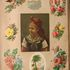 Image 35 of 65, A7520 Scrapbooks (2), paper, maker unknown, place of production unknown, 1880-1890. Click to enlarge