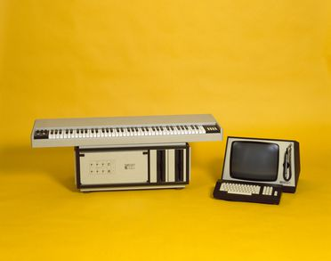 86/474 Digital synthesiser, made by Fairlight Instruments, Australia, 1985