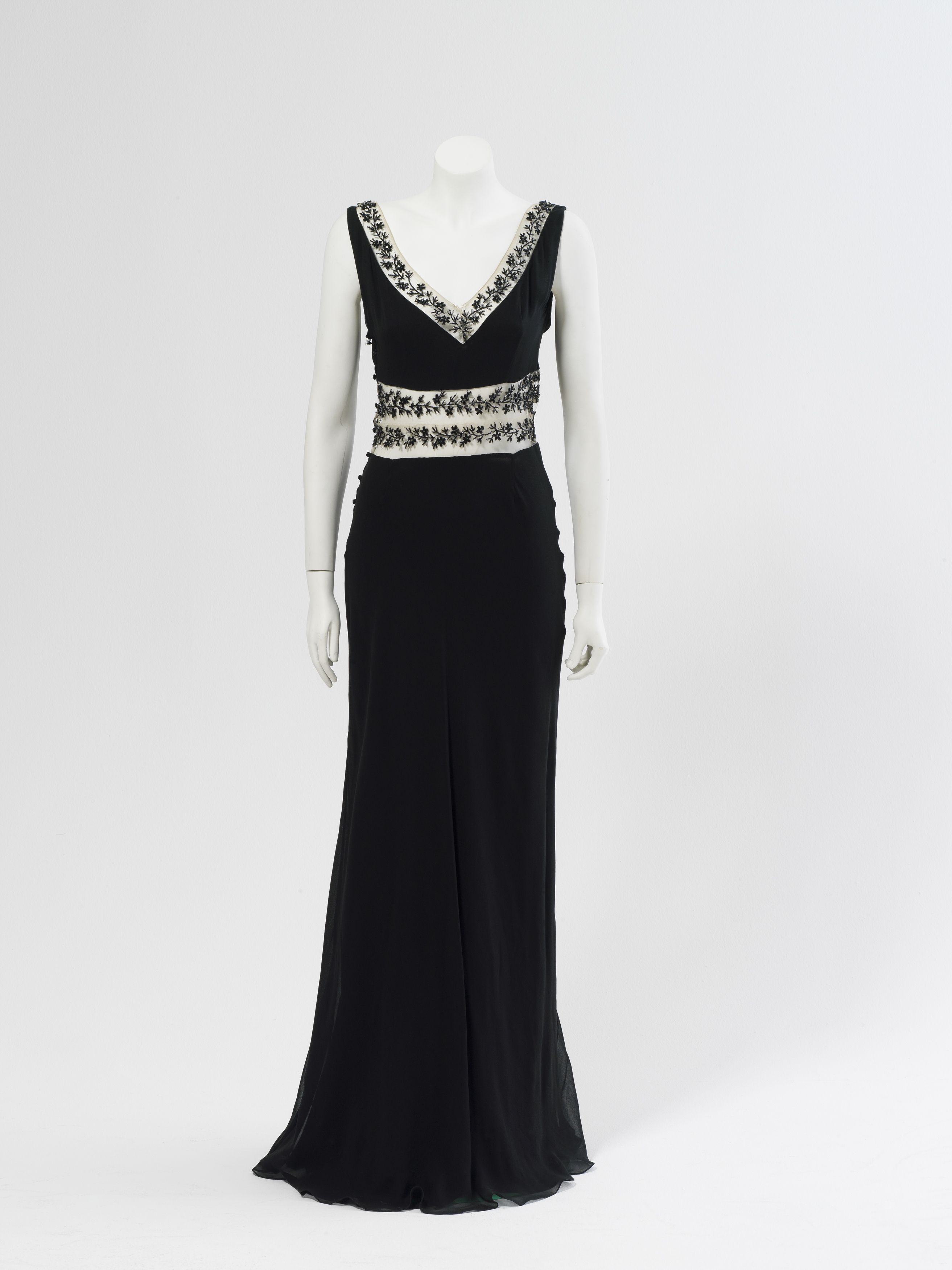 Evening dress by Collette Dinnigan MAAS Collection