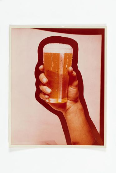 86/4520-10 Photograph, Reschs Draught concept, colour print, paper, designed by Pieter Huveneers for Tooth and Company Limited, Sydney, New South Wales, Australia, 1979