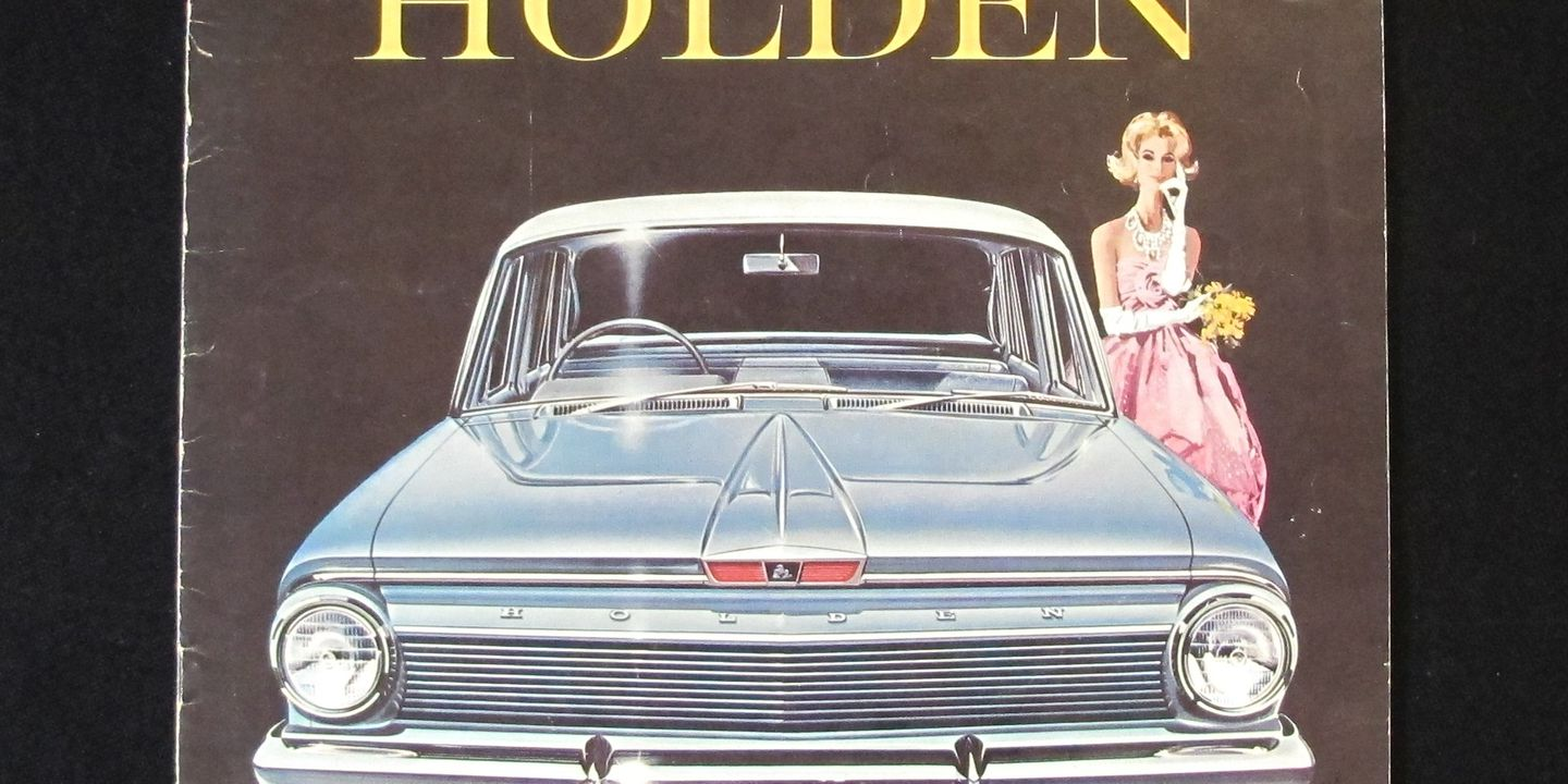 2015/18/1 Archive, Holden, collection of advertising car literature and other material, paper, General Motors-Holden's Limited, Port Melbourne, Victoria, Australia, 1948-2010. Click to enlarge.