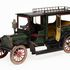 Image 4 of 8, 85/2560-12 Toy car, part of collection (1 of 36), limousine, Mercedes, metal, made by Carette & Co, Nuremberg, Germany, 1911. Click to enlarge