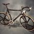 Image 1 of 2, 96/9/1 Bicycle, road/racing, Colnago C35, carbon fibre/metal/rubber, Colnago, Italy, 1989. Click to enlarge