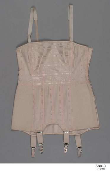 A8211 Underwear and corsetry, various materials, Berlei Ltd / various makers, Australia / England / United States of America, c. 1860-1980