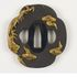 Image 25 of 71, A5308 Collection of 125 tsubas (sword guards), various makers, metal, Japan, 1700-1900. Click to enlarge