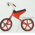 Image 1 of 8, 87/1443 Bicycle and stand, 2 speed gear, designed by Design Field, Paddington, New South Wales, Australia, made by Acrow Pty Limited, Guildford, New South Wales, Australia, 1987. Click to enlarge