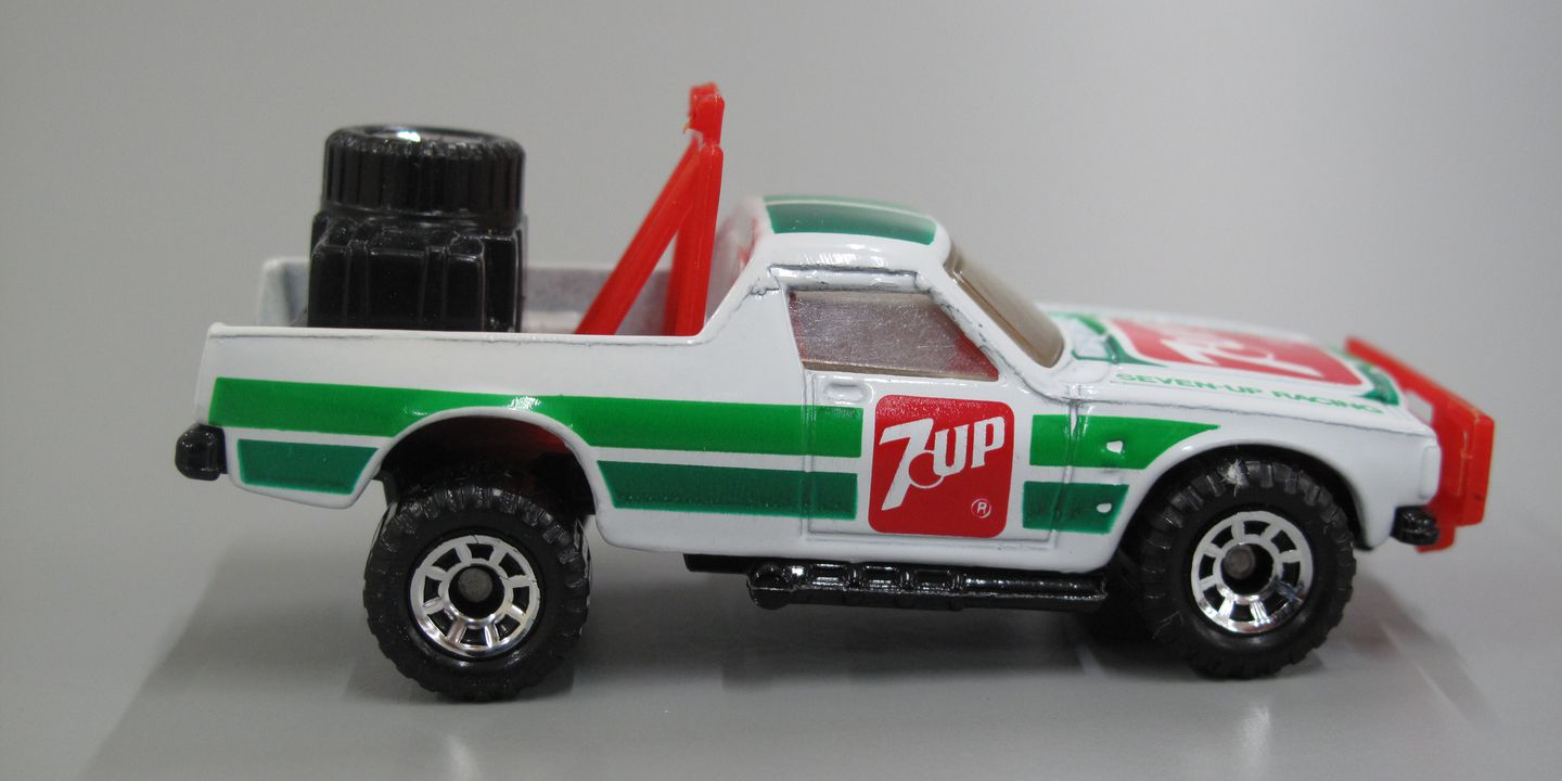 Toys For 7 And Up : Toy matchbox utility truck ruff trek for tc up rally