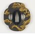 Image 24 of 71, A5308 Collection of 125 tsubas (sword guards), various makers, metal, Japan, 1700-1900. Click to enlarge