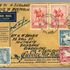 Image 1 of 1, 85/112-9 Philatelic cover, Jubilee air mail Australia to New Zealand, from Brisbane, paper, maker unknown, Australia, 1935. Click to enlarge