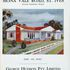 Image 12 of 12, 88/892 House model, 1950s Australian suburban home, the 'St Ives', mixed media, made by George Hudson Pty Ltd, Cabramatta, New South Wales, Australia, 1955-1956, used by Berger & British Paints, Alfred Street, Rhodes, New South Wales, Australia. Click to enlarge