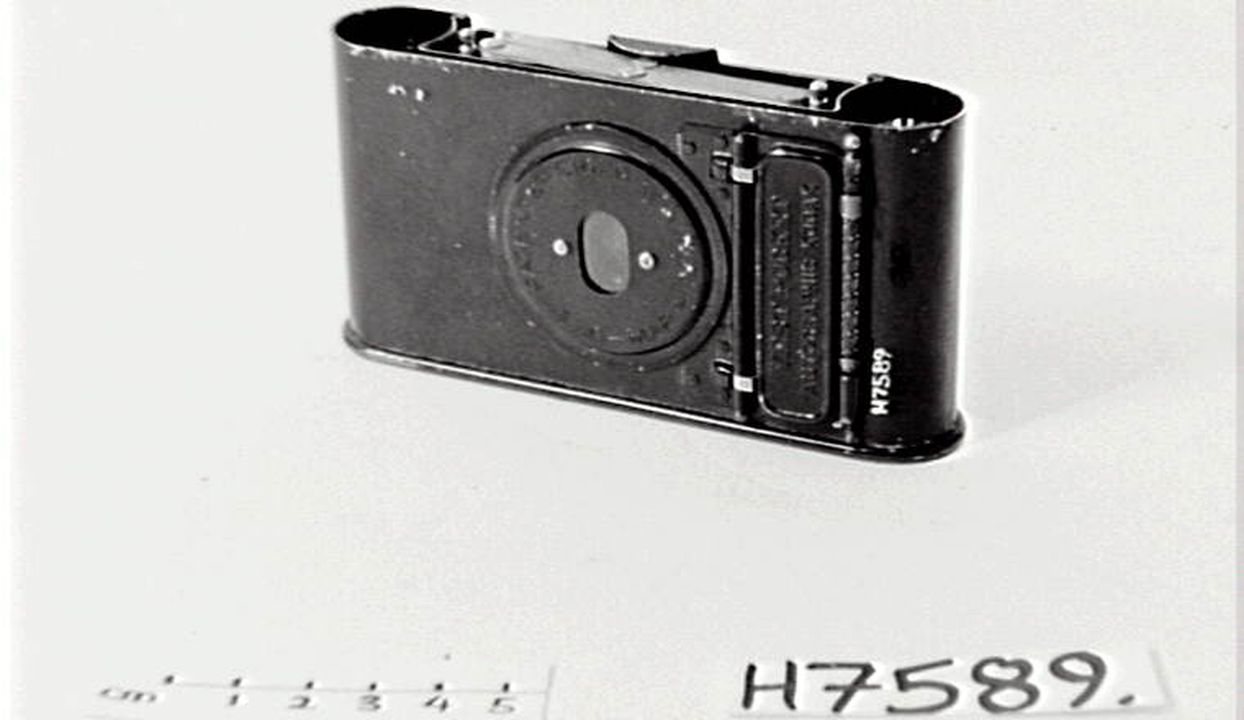 Vest Pocket Autographic Camera By Eastman Kodak Company Maas Collection