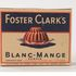 Image 1 of 7, 85/2432 Pudding mix, packet, Blanc-Mange, paper / cardboard, manufactured by Foster Clark Ltd., Redfern, New South Wales, Australia, 1920-1940. Click to enlarge