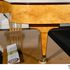Image 18 of 23, 99/88/1 Grand piano with cover, Huon pine / King William pine / casuarina / metal, Stuart & Sons, Newcastle, New South Wales, Australia, 1998-1999. Click to enlarge