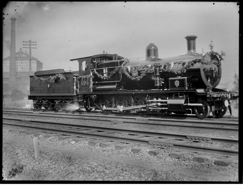 88/289 Collection of silver gelatin photographic glass plate negatives and film negatives, Clyde Engineering Co. Ltd, Granville, New South Wales, Australia, 1900-1960. Click to enlarge.