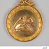 Image 5 of 6, 91/142 Fob and chain, gold, made by Joachim Matthias Wendt, Adelaide, South Australia, Australia, 1895. Click to enlarge