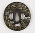 Image 65 of 71, A5308 Collection of 125 tsubas (sword guards), various makers, metal, Japan, 1700-1900. Click to enlarge