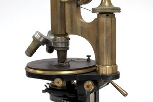 Carl zeiss jena microscope no maas collection