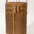 Image 1 of 12, D481 Basket, bamboo, maker unknown, Japan, c.1889. Click to enlarge