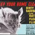 Image 1 of 1, 2002/101/4 Poster, 'Keep your home clean', health, paper, printed by V C N Blight, Government Printer, produced by the New South Wales Department of Public Health, Sydney, New South Wales, Australia, c. 1955. Click to enlarge