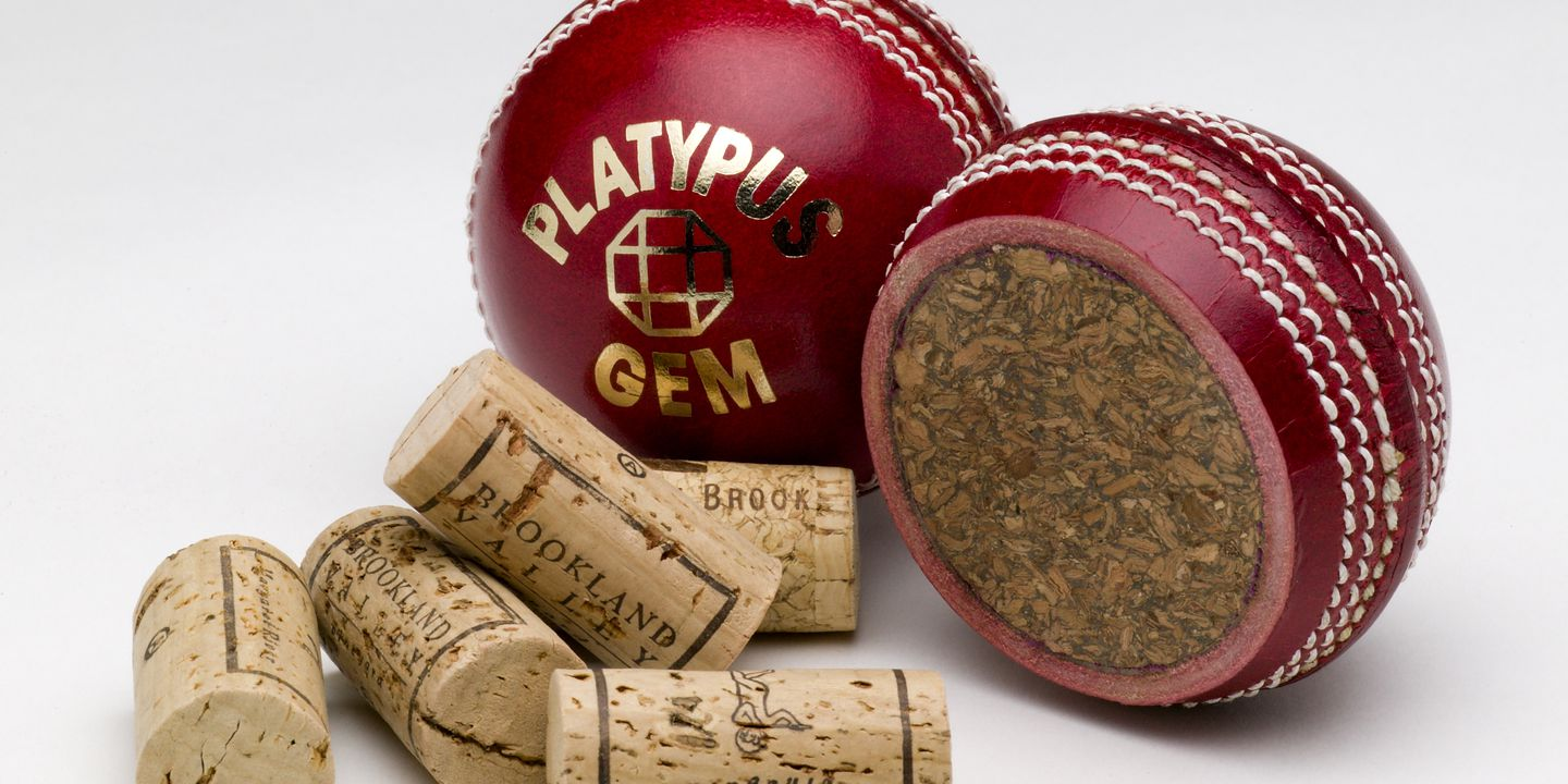 Platypus Gem Cricket Ball And Core Maas Collection