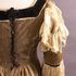 Image 5 of 5, 98/26/1 Costume, opera, dress, worn by Dame Nellie Melba, velvet/silk/cotton/leather/metal, maker unknown, c.1910. Click to enlarge